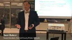 Harford schools superintendent aims to 'Listen & Learn' [Video]