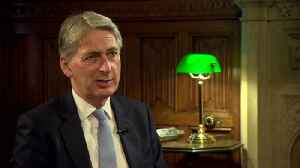 Hammond: Economic light at the end of the tunnel [Video]