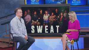 Actor Michael O' Keefe Ready To 'Sweat' [Video]