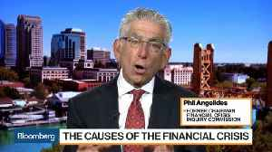 Wall Street Hasn't Learned the Lessons of 2008, Angelides Says [Video]