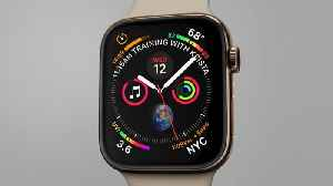 News video: Everything you need to know about the Apple Watch Series 4