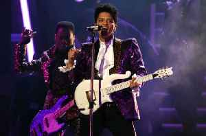 News video: Bruno Mars Will Not Play Prince in Netflix Movie