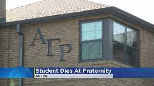 U Of M Student Found Dead At Frat House [Video]