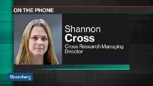 Apple's Pricing Strategy Bodes Well for iPhone Sales, Shannon Cross Says [Video]
