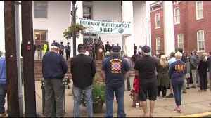 VIDEO: 16 Hunterdon county residents remembered at 9/11 event [Video]