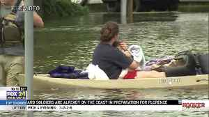News video: Cajun Navy Preparing for Water Rescues