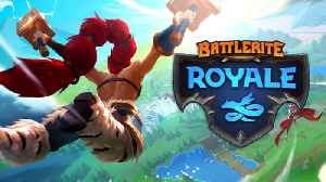 Battlerite Royale - Official Gameplay Reveal Trailer [Video]