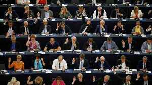 EU Parliament approves controversial copyright law [Video]