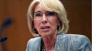 News video: Betsy DeVos Loses Student Loan Lawsuit