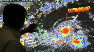 'Super Typhoon' To Hit Philippines By Saturday [Video]