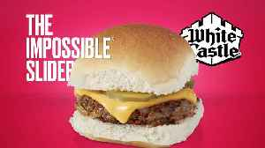 The Impossible Slider is now at White Castle, and the reviews are in! [Video]