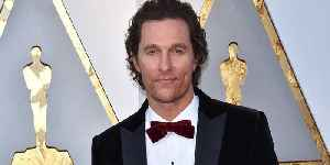 Watch: Matthew McConaughey Saves His Newborn Son From A Charging Ram! [Video]