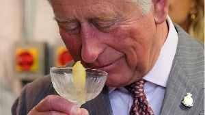 Prince Charles Enjoys A Morning Martini At Local English Distillery [Video]