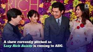 'Crazy Rich Asians'-Inspired Show in the Works [Video]