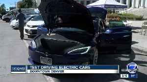 'Pass Gas, Drive Electric' campaign highlights electric vehicle sustainability, lowering emissions [Video]