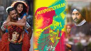Manmarziyaan Movie Review | Abhishek Bachchan | Taapsee Panu | Vicky Kaushal | FilmiBeat [Video]