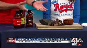American Royal World Series of Barbecue this weekend [Video]