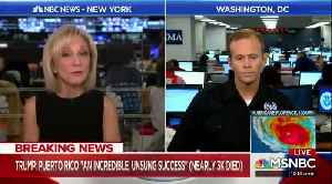 FEMA administrator schools Andrea Mitchell for trying to 'politicize' disaster relief [Video]
