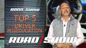 Top 5 ways you teach bad driving [Video]