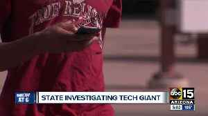 State investigating Google for location data collection [Video]