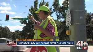 Shawnee reviewing crossing guard policy [Video]