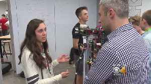 'There's No Limit': STEM Program Launching Students In High Tech Jobs [Video]