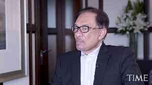 Interview With Malaysia's Prime Minister-Designate Anwar Ibrahim [Video]