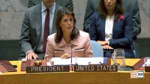 Important UN Security Council Briefing On The Dire Situation In Syria [Video]
