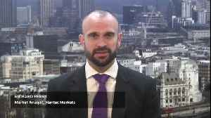 News video: China and markets welcome U.S. invitation for trade talks
