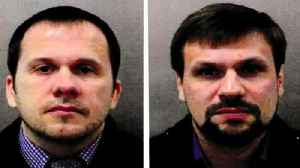 Russian Poisoning Suspects Say They're Sports Nutrition Businessmen [Video]