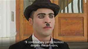Afghanistan's Charlie Chaplin alleviates grief in Kabul [Video]