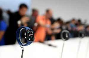 News video: Apple's New Smartwatch Can Literally Save Your Life