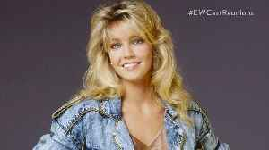 Candice Bergen Reveals They Originally Wanted Heather Locklear for Her 'Murphy Brown' Role [Video]
