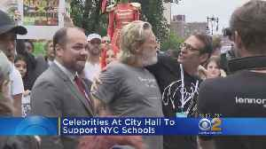 Yoko Ono, Ringo Starr And More Stage Bed-In To Support NYC Schools [Video]