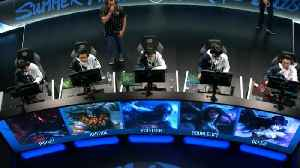Collegiate Scene of 'League of Legends' Going Global [Video]