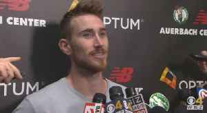 Gordon Hayward Almost 100 Percent, Ready To Return To Celtics [Video]