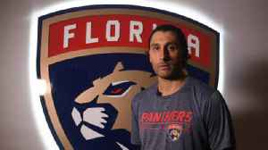 One-on-One with Panthers goalie Roberto Luongo [Video]