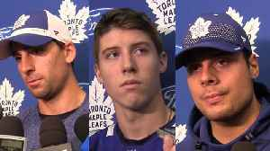 Maple Leafs on high expectations as training camp opens [Video]