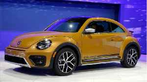 Iconic Volkswagen Beetle To Become Latest Victim Of SUV craze [Video]