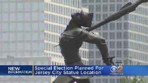 Special Election Planned For Jersey City Statue Location [Video]