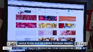 Whole Foods now delivering through Amazon Prime [Video]