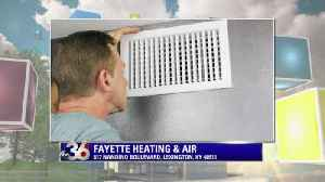 Fayette Heating and Air [Video]