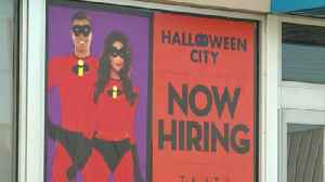 Halloween City opens at old Toys R' Us location [Video]