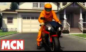 Safety Sphere - Ultimate motorcycle airbag suit [Video]