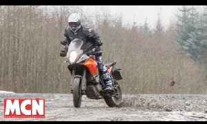 Adventure Bikes 2013 - Off Road | Tests | Motorcyclenews.com [Video]