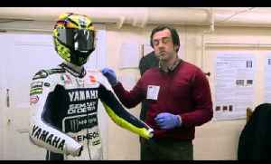 MCN take Valentino Rossi to the Science Museum! | Features | Motorcyclenews.com [Video]