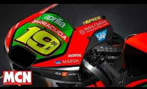 Aprilia roll out 2016 RS-GP | Sport | Motorcyclenews.com [Video]