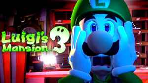 Luigi's Mansion 3 - Official Announcement Trailer | Nintendo Switch [Video]