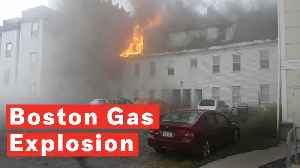 Deadly Gas Explosions Set Fire To Homes In Boston Suburbs [Video]