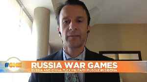 What's behind Russia's war games involving China? [Video]